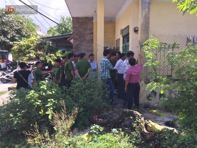 Đà Nẵng: Người phụ nữ bị sát hại dã man trong phòng trọ - Ảnh 2.