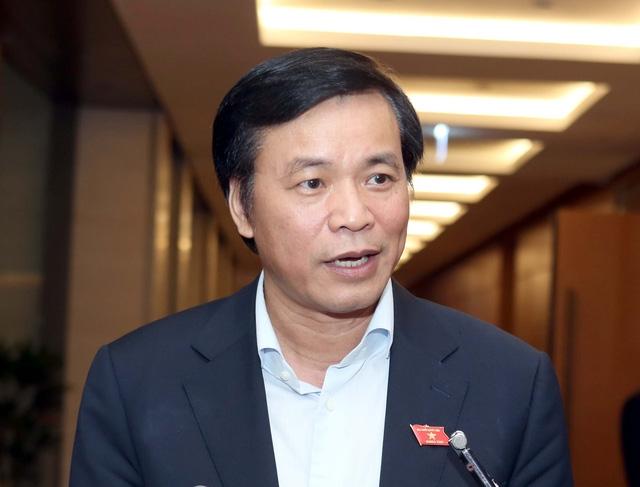 Tổng Thư ký Quốc hội Nguyễn Hạnh Phúc nói về cái khó trong việc xử lý kỷ luật ông Vũ Huy Hoàng (ảnh: H.L)