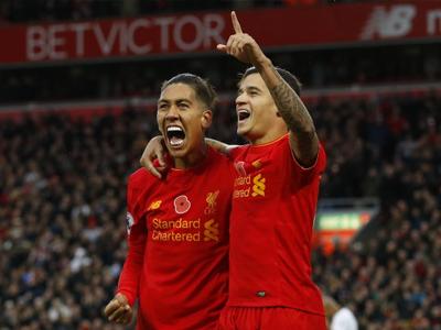 Đại thắng Watford, Liverpool đoạt ngôi đầu bảng