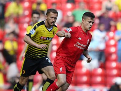 Liverpool – Watford: Ngày càng giống một nhà vô địch