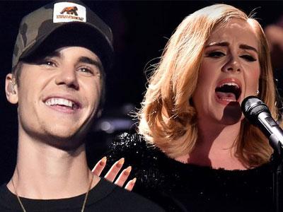 EMA 2016: Justin Bieber vắng mặt vẫn thắng lớn, Adele và Beyoncé đều trắng tay