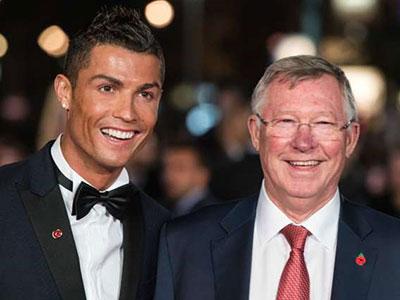 Cuộc gặp gỡ với Sir Alex thay đổi sự nghiệp của Ronaldo