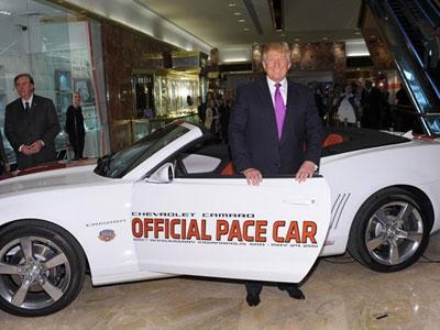 Những chiếc siêu xe bạc tỷ của ứng viên Tổng thống Mỹ - Donald Trump