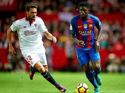 Barca nhận hung tin trước thềm Siêu kinh điển