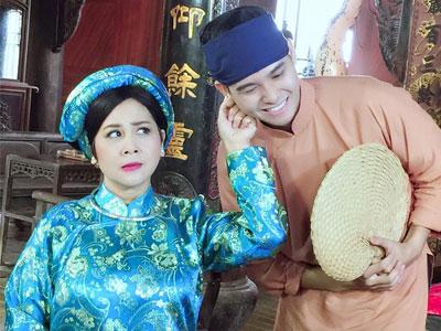 """NSƯT Minh Hằng vẫn đóng """"quan bà"""" trong hài Tết dù thiếu NSƯT Phạm Bằng"""