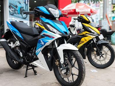 Xe côn tay Honda Winner giảm giá mạnh tại Hà Nội