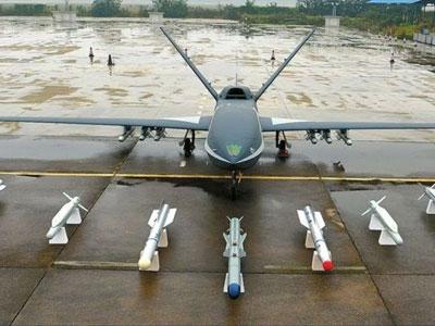 Đến UAV Avenger cũng bị nhái, Mỹ bó tay với Trung Quốc
