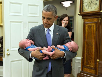 Những khoảnh khắc đáng nhớ trong 8 năm ở Nhà Trắng của Obama