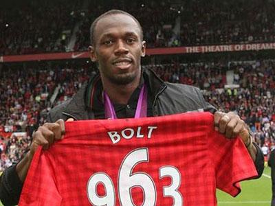 Usain Bolt sắp tập luyện cùng Dortmund, mơ khoác áo MU