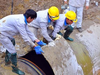 20 lần vỡ ống nước sông Đà, Vinaconex