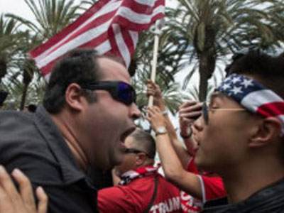 Du học sinh Việt ở Mỹ bị tấn công sau bầu cử