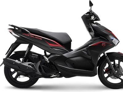 """Honda Air Blade """"tăng nhiệt"""" bằng màu sơn mới, giá 40 triệu đồng"""