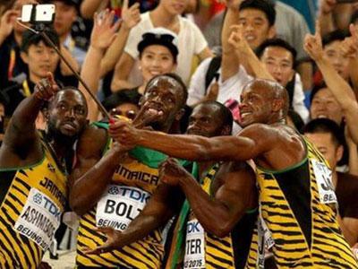 Usain Bolt: Trở thành huyền thoại từ khoai lang và thịt lợn