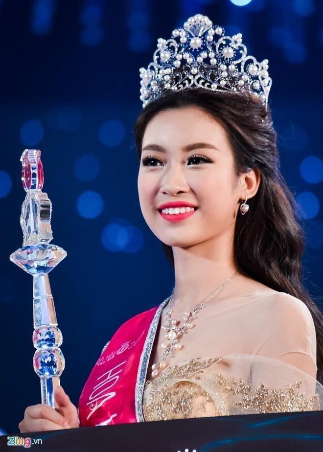 Hoa hau Do My Linh hoi han vi noi xau thay co tren Facebook hinh anh 1