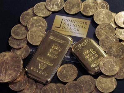 Một người Pháp tìm thấy 100 kg vàng trong ngôi nhà được thừa kế