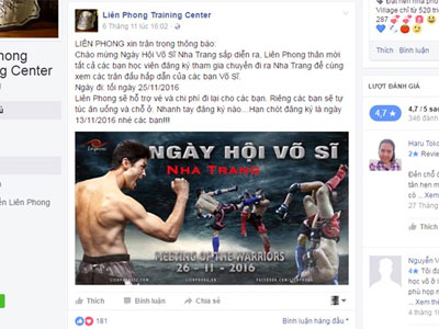 Sự kiện võ thuật của Johnny Trí Nguyễn lại bị