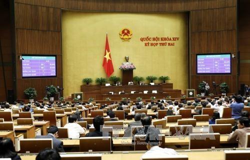 Dù có ý kiến đề nghị cân nhắc việc đưa vụ việc của ông Vũ Huy Hoàng vào Nghị quyết chất vấn, Quốc hội vẫn quyết định thể hiện sự biểu thị về sai phạm của nguyên Bộ trưởng Công thương về việc này.