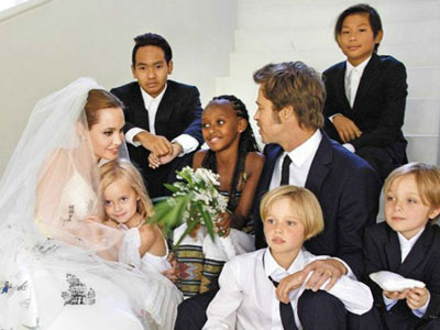 Angelina Jolie sẽ đoàn tụ với Brad Pitt vào dịp lễ theo mong ước của các con?