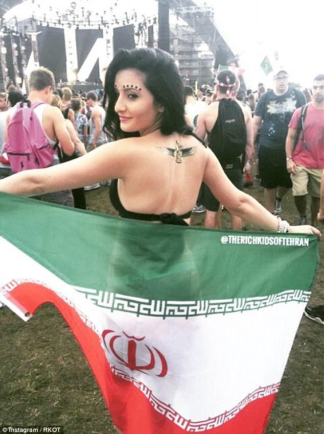 Quên Ả Rập Saudi hay Mỹ đi, hội con nhà giàu tại Iran cũng chất chơi lắm đấy - Ảnh 4.