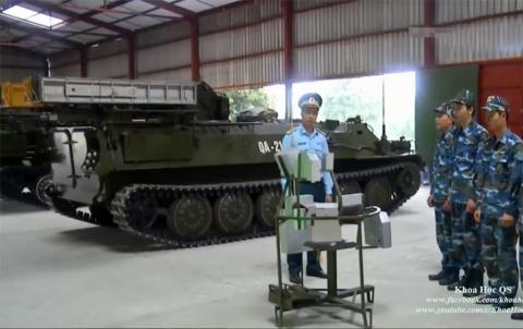 Việt Nam nâng cấp vệ sĩ của S-300
