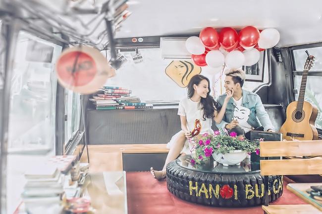 Tung ảnh cưới đẹp lung linh, Mạnh Quân 5s Online bật mí sẽ lên xe hoa vào đầu năm 2017 - Ảnh 2.