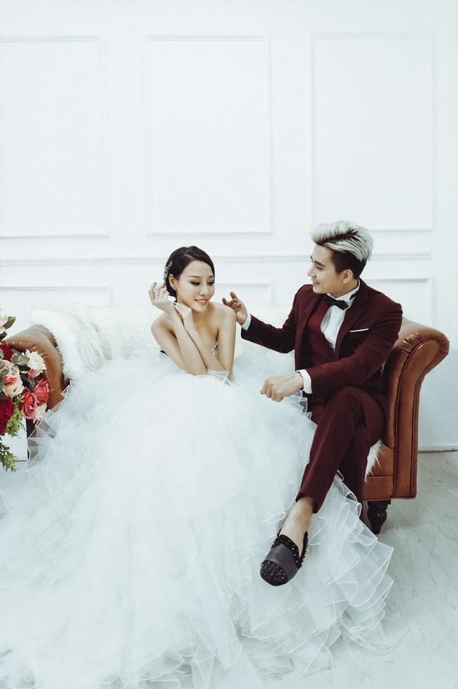 Tung ảnh cưới đẹp lung linh, Mạnh Quân 5s Online bật mí sẽ lên xe hoa vào đầu năm 2017 - Ảnh 16.