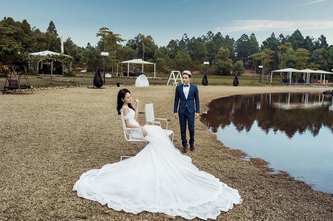 Tung ảnh cưới đẹp lung linh, Mạnh Quân 5s Online bật mí sẽ lên xe hoa vào đầu năm 2017 - Ảnh 17.
