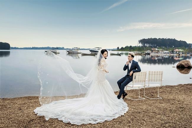 Tung ảnh cưới đẹp lung linh, Mạnh Quân 5s Online bật mí sẽ lên xe hoa vào đầu năm 2017 - Ảnh 19.