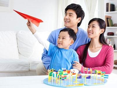 3 mẹo đơn giản không ngờ để thành cha mẹ tốt