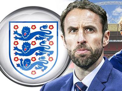 Southgate nhậm chức HLV trưởng tuyển Anh