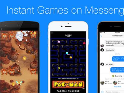Những tựa game Instant Games hấp dẫn trên Facebook Messenger