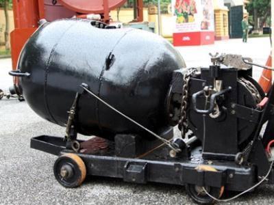 Việt Nam sáng chế được thủy lôi: Quá tuyệt diệu