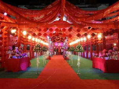 Đám cưới quy mô lớn hàng đầu Bắc Kạn khiến dân mạng