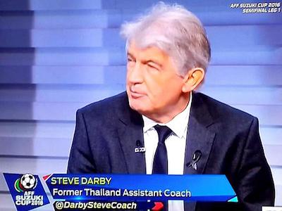 HLV Steve Darby: