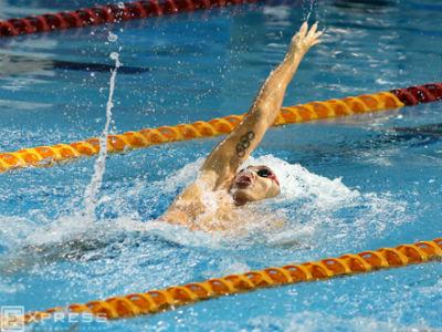 Duy Khôi phá ba kỷ lục quốc gia tại giải bơi thế giới 2016