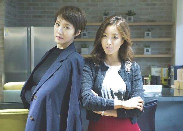 Kim Hee Sun tre trung trong phim moi hinh anh 4