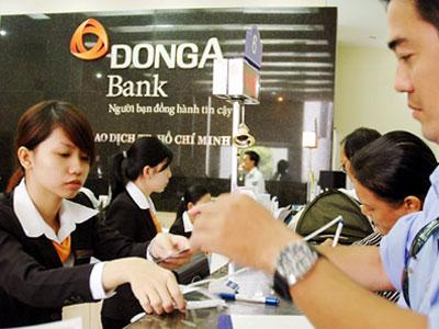 Cuộc chơi vàng và bất động sản của DongA Bank