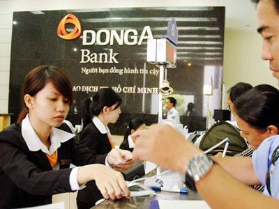 Thế kẹt ở DongA Bank