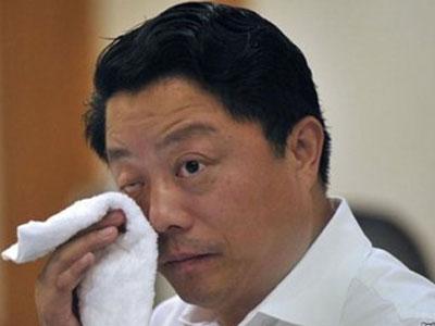 """Thêm """"quan to"""" Trung Quốc lĩnh án vì tham nhũng"""