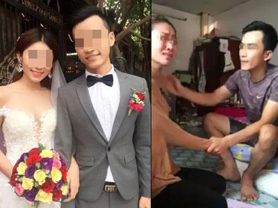 Vụ cô gái đăng clip vì bị cấm yêu: Cặp đôi chính thức làm đám cưới, nhà trai không tham dự