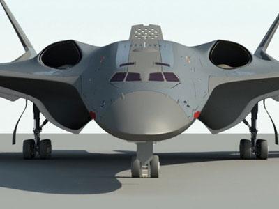 Giấc mơ máy bay ném bom tàng hình siêu thanh