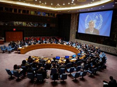 Hội đồng Bảo an LHQ nhất trí dự thảo Nghị quyết Aleppo