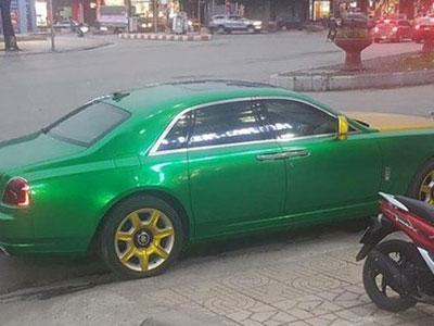 Vì sao đại gia Ninh Bình biến siêu xe Rolls-Royce chục tỷ thành taxi