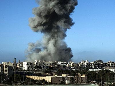 Mỹ chính thức chấm dứt hoạt động quân sự tại Sirte, Libya