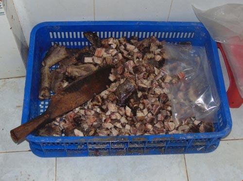 Trên 3 tấn thịt không an toàn suýt bán ra thị trường - 2