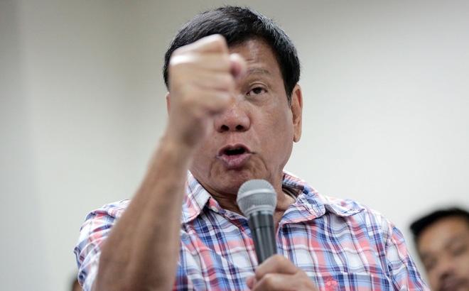 Duterte dọa đốt trụi trụ sở Liên Hợp Quốc