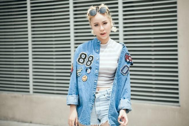 Vẻ đẹp của nữ game thủ Việt được YouTube trao nút bạc - 7