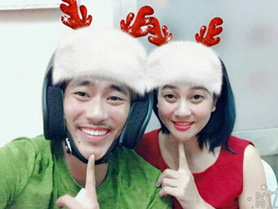 Sao Việt người chạy show, kẻ đón Giáng sinh bên gia đình