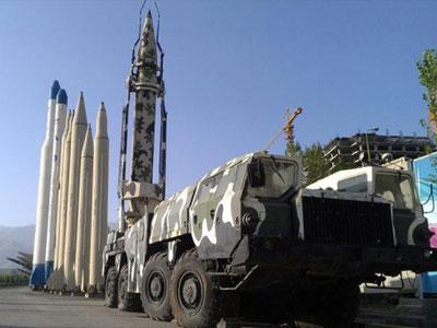 Iran thử nghiệm tên lửa có độ chính xác cao