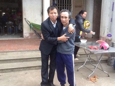 Cuộc gặp xúc động giữa tử tù Hàn Đức Long và ông Nguyễn Thanh Chấn